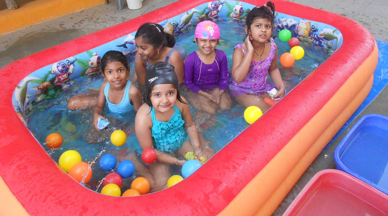 TIME TO CELEBRATE WITH FRIENDS DURING THE TOPIC- FUN IN THE SUN (2)