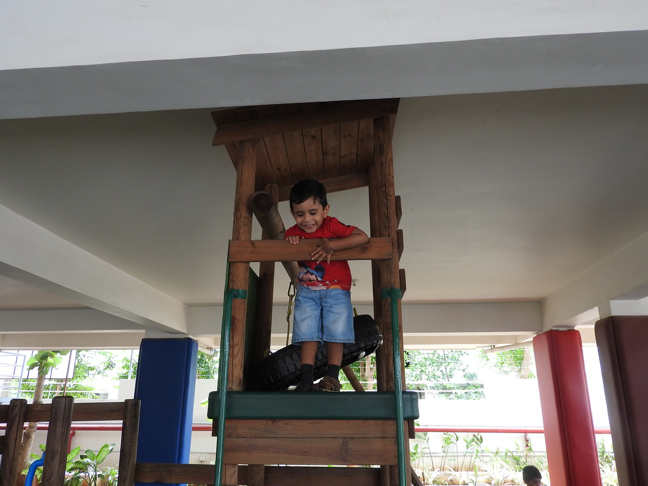 YIPPIE ! I CAN CLIMB