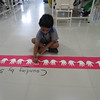 LEARNING THE CONCEPT OF SKIP COUNTING BY FIVE