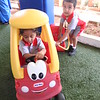 AT PLAYPEN AREA