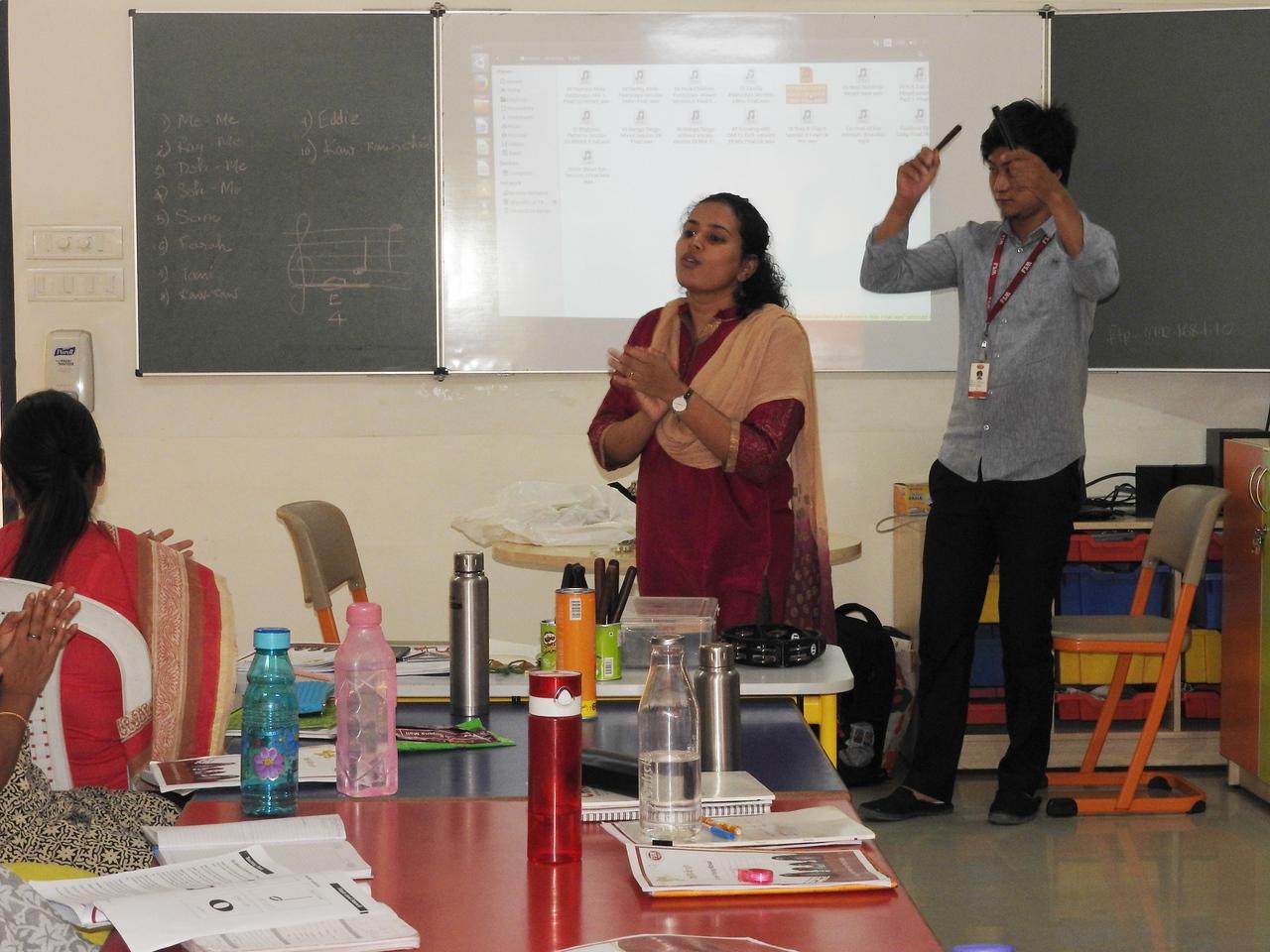 FURTADOS SCHOOL OF MUSIC--- WORKSHOP FOR TEACHERS (23)