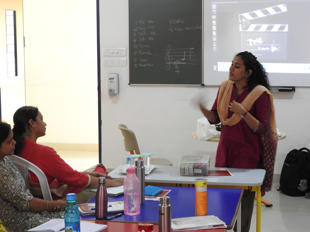 FURTADOS SCHOOL OF MUSIC--- WORKSHOP FOR TEACHERS (21)