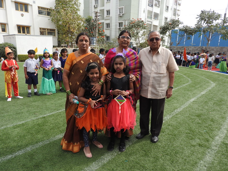 GRAND PARENTS DAY-5