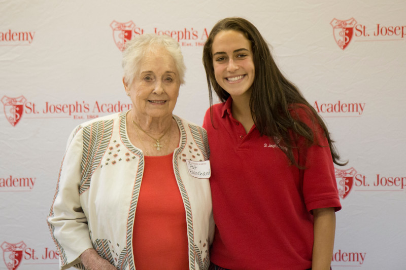 Grandparents' Day (Class of 2017)
