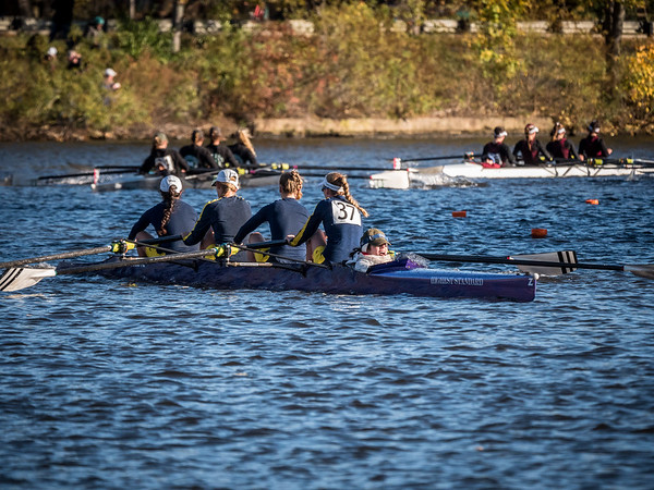 Head of the Charles Oct 2016