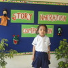 KRISHIKA DURING PRELIM ROUND OF STORY NARRATION COMPETITION