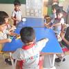 ENHANCING THEIR FINE MOTOR SKILLS- ART AND CRAFT CLASS