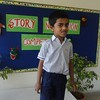 THANISH DURING PRELIM ROUND OF STORY NARRATION COMPETITION