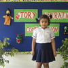 PRISHA DURING PRELIM ROUND OF STORY NARRATION COMPETITION