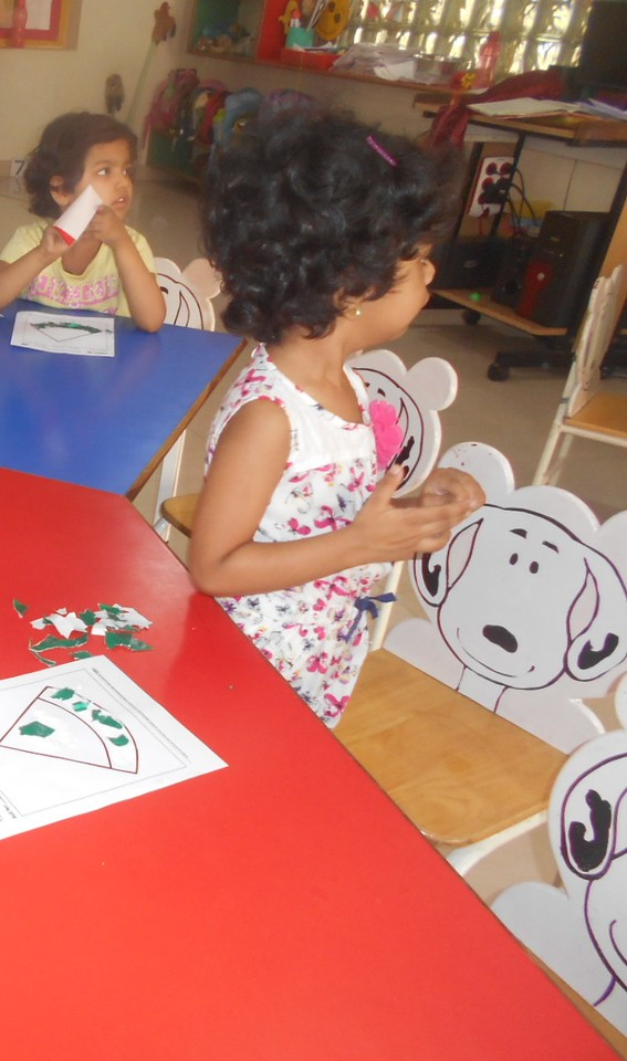 GLIMPSES OF COLLAGE COMPETITION (4)