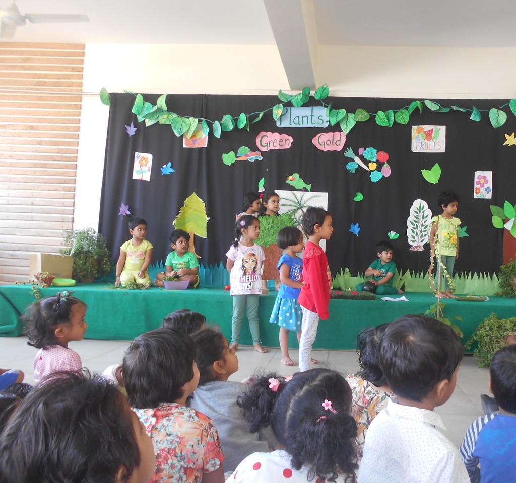 LANGUAGE AND SOCIAL SKILLS- ASSEMBLY PRESENTATION DURING PLANTS GREEN GOLD (1)