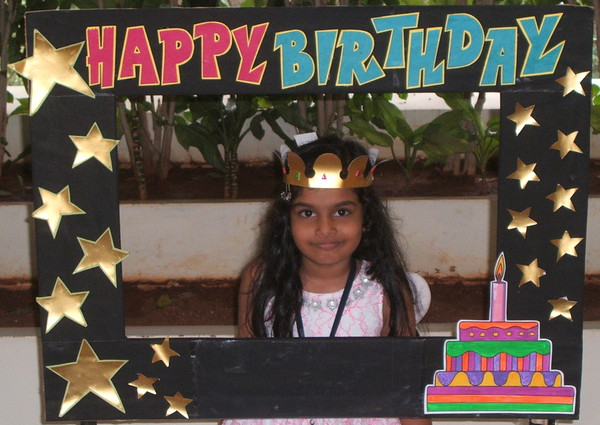 HAPPY BIRTHDAY-AADVIKA