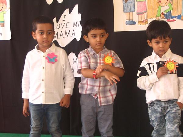 PRARITH AND RAJ MADHAV'S BIRTHDAY