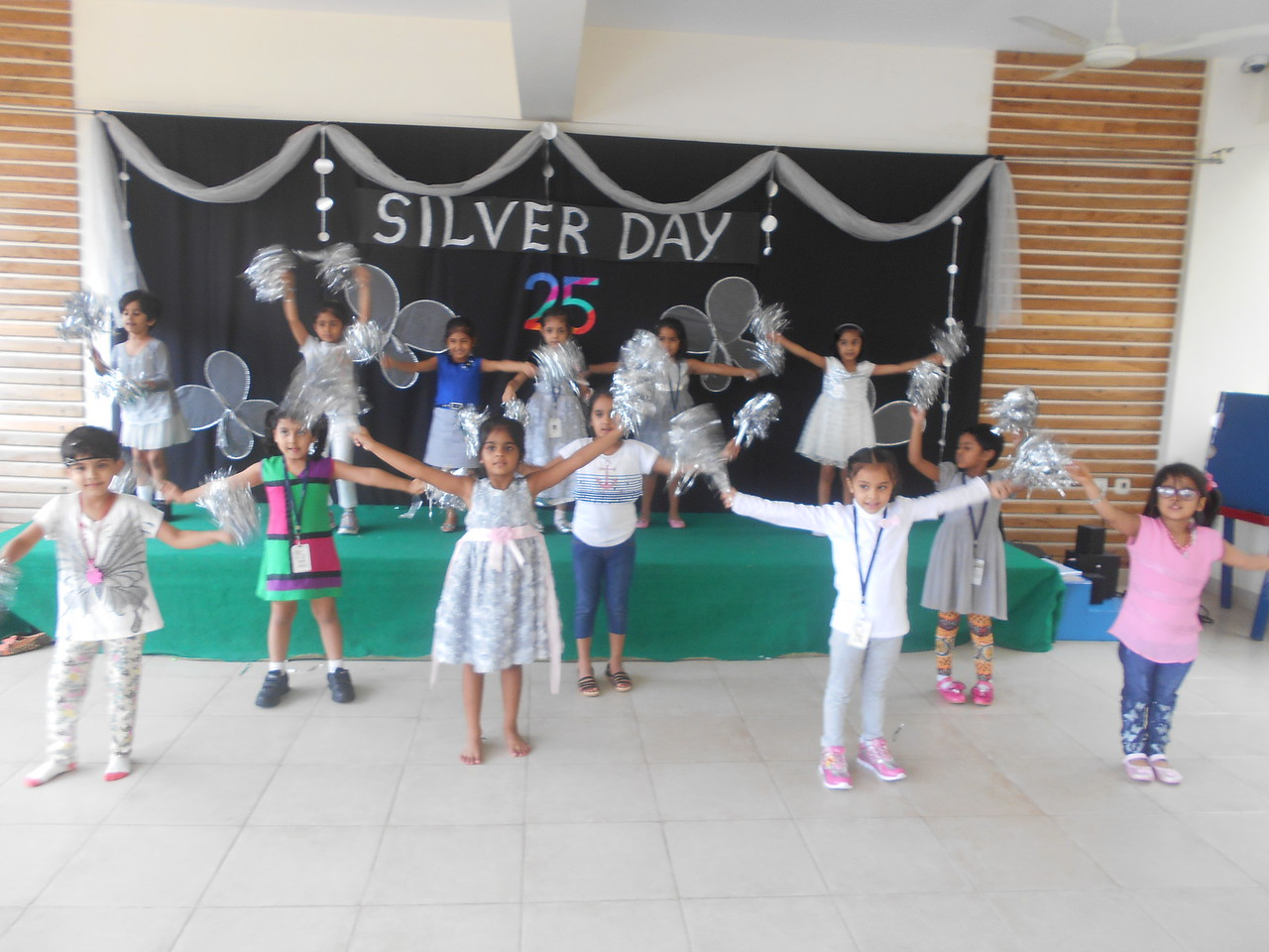 SILVER DAY 2