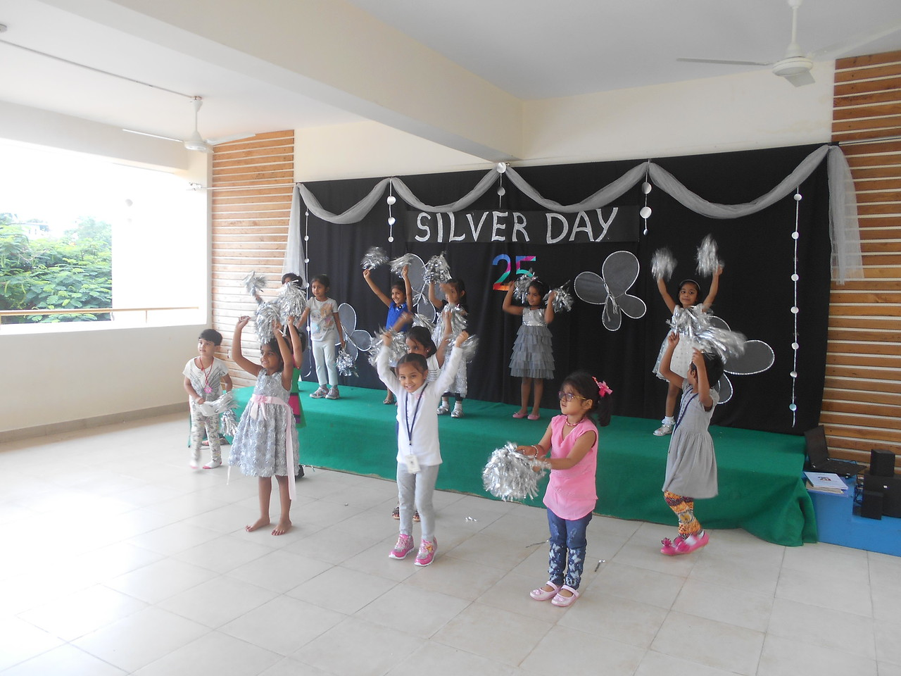 SILVER DAY 7