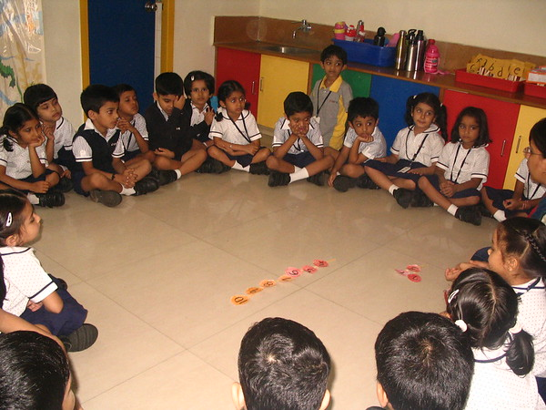 ACTIVITY ON BEFORE NUMBERS