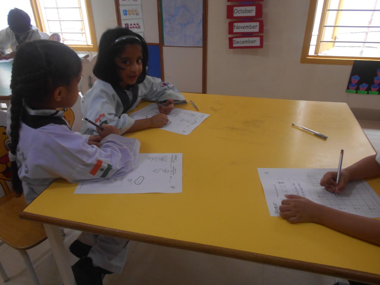 HINDI CLASS 3