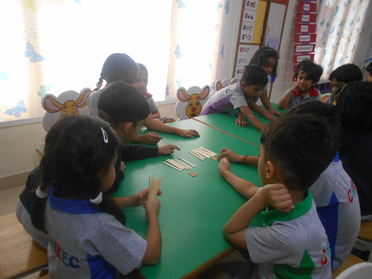 ACTIVITY ON SMALLER NUMBER 2