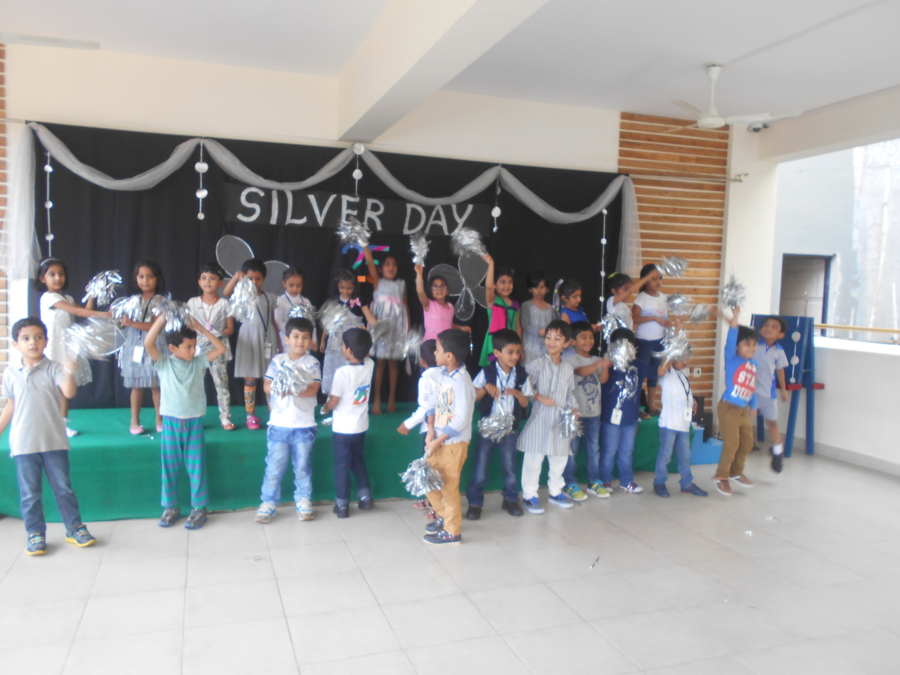 SILVER DAY 12