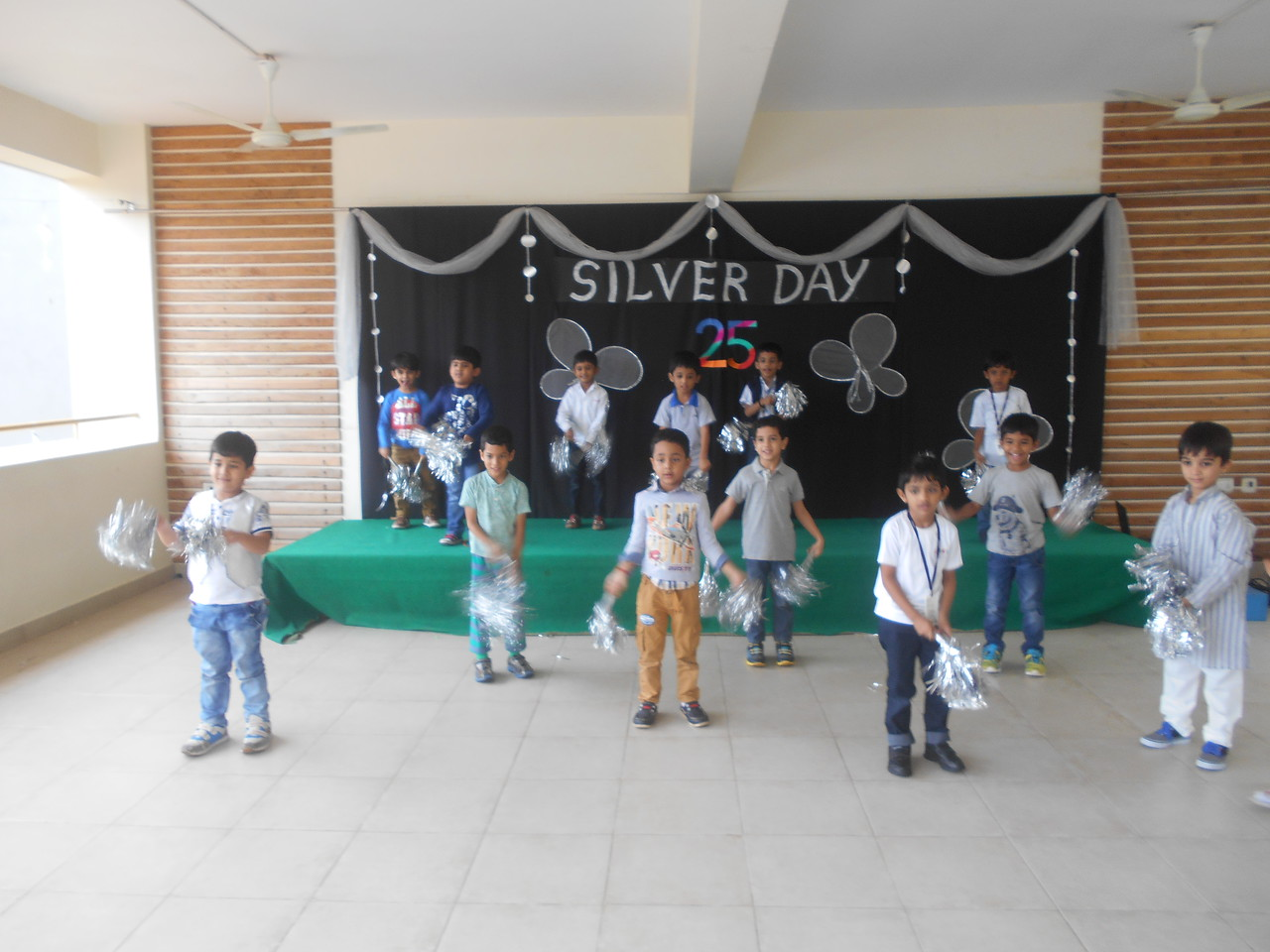 SILVER DAY 10