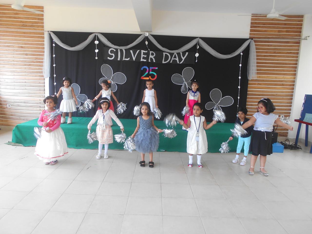 Fun at Silver Day