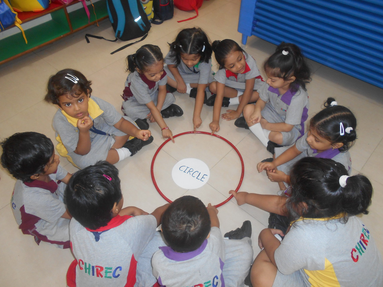 Introduction of Circle