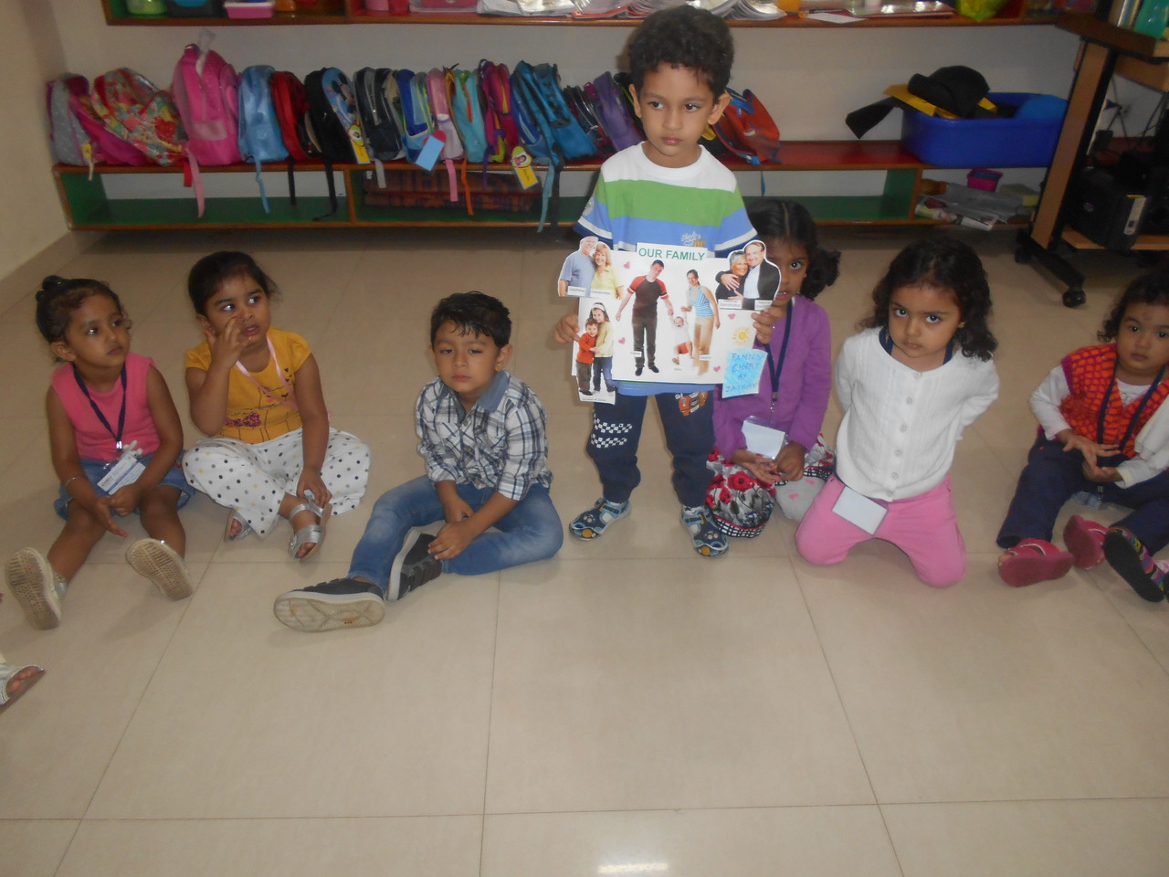 SHOW AND TELL TIME!! (2)