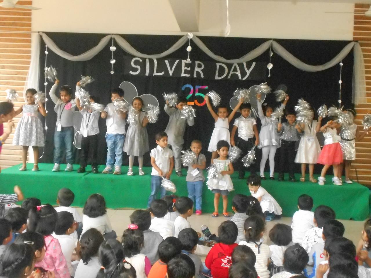 SILVER DAY CELEBRATIONS!! (3)