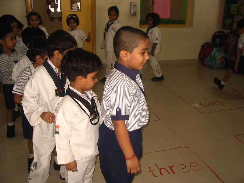 ACTIVITY ON NUMBER NAMES