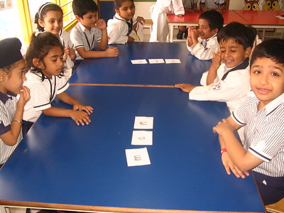 ACTIVITY ON JUMBLED WORDS