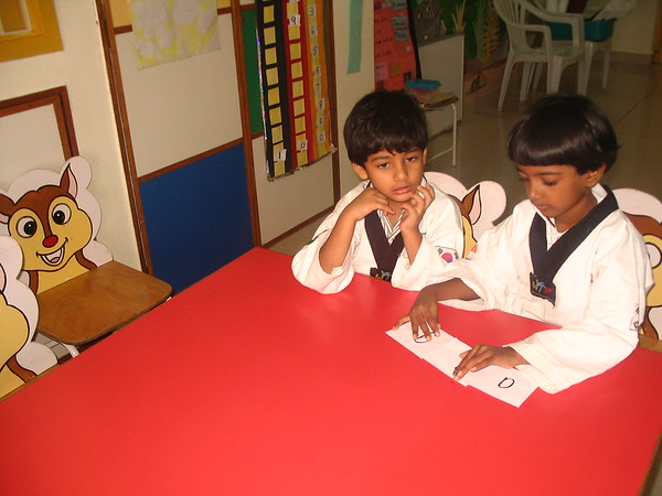 ACTIVITY ON THREE LETTER WORD 1