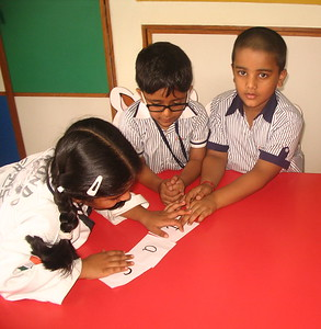 ACTIVITY ON THREE LETTER WORD
