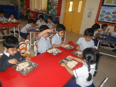 BHEL PURI - COOKERY CLASS3