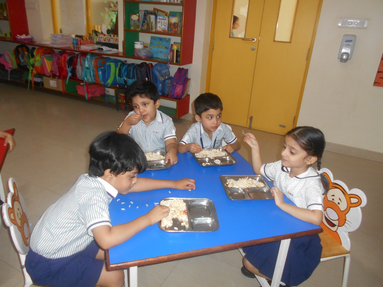 BHEL PURI - COOKERY CLASS5