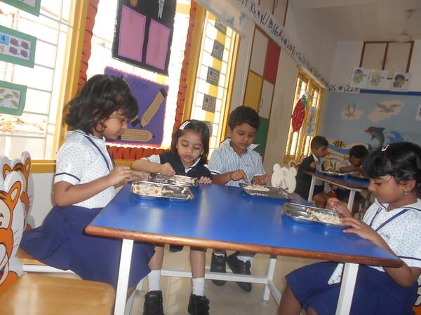 BHEL PURI - COOKERY CLASS1