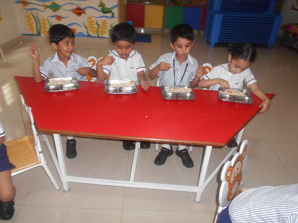 BHEL PURI - COOKERY CLASS6