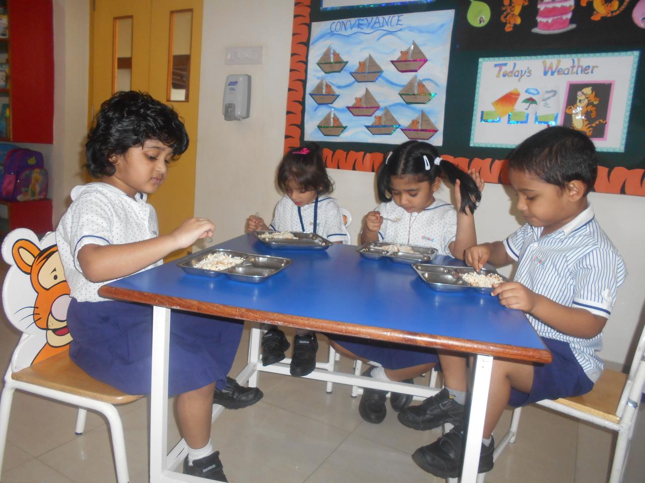 BHEL PURI - COOKERY CLASS