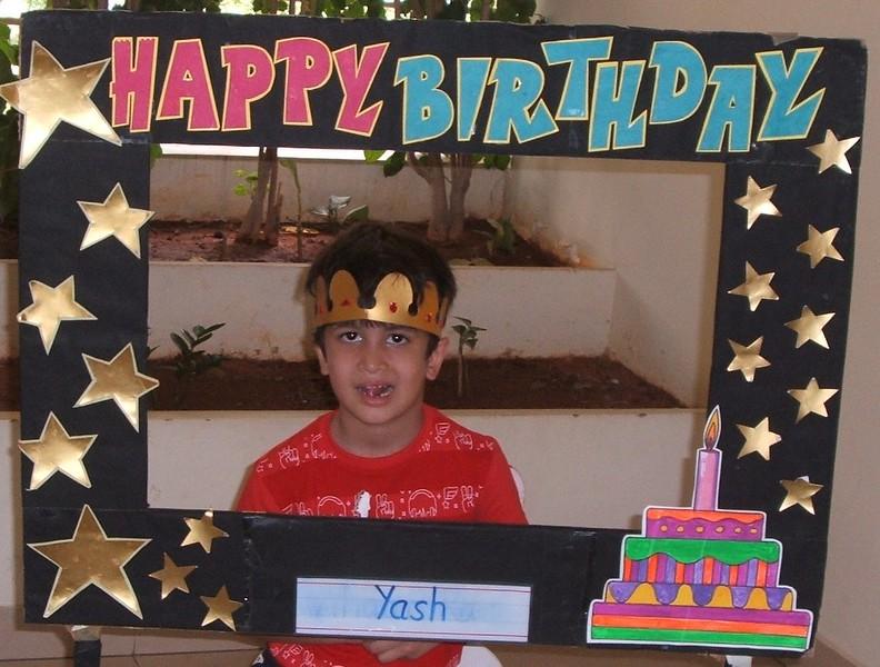 HAPPY BIRTHDAY-YASH KHURANA
