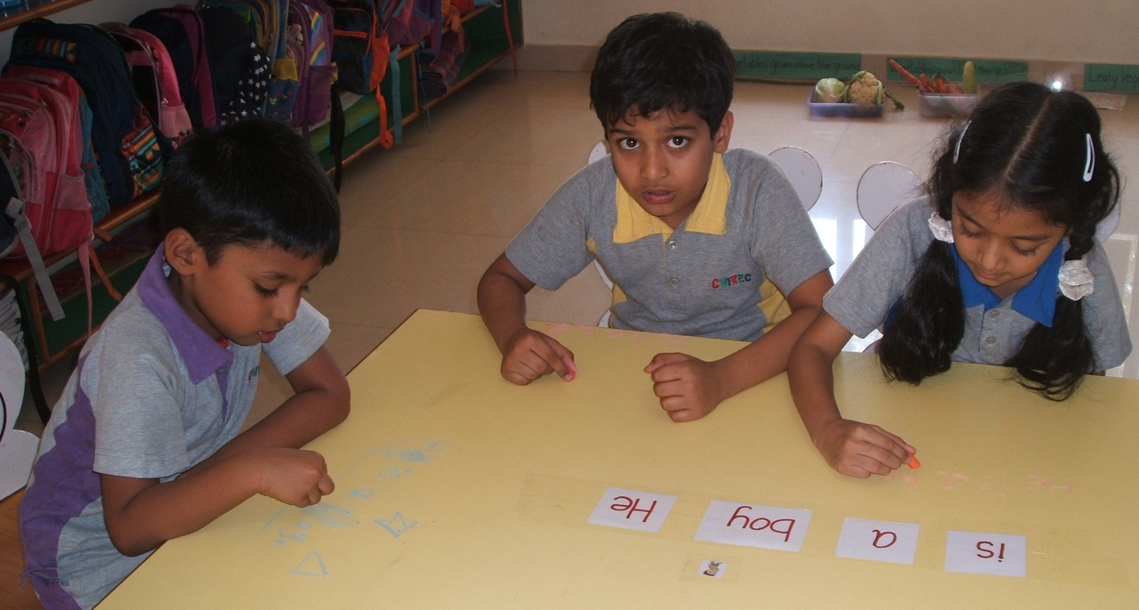 LITERACY SKILLS-REARRANGING JUMBLED WORDS IN A SENTENCE (6)