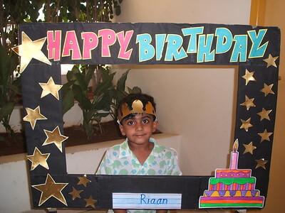 HAPPY BIRTHDAY-RIAAN