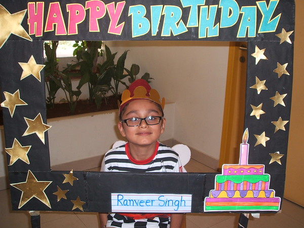HAPPY BIRTHDAY-RANVEER