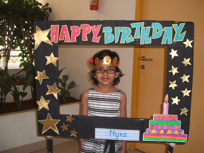 HAPPY BIRTHDAY-NYRA