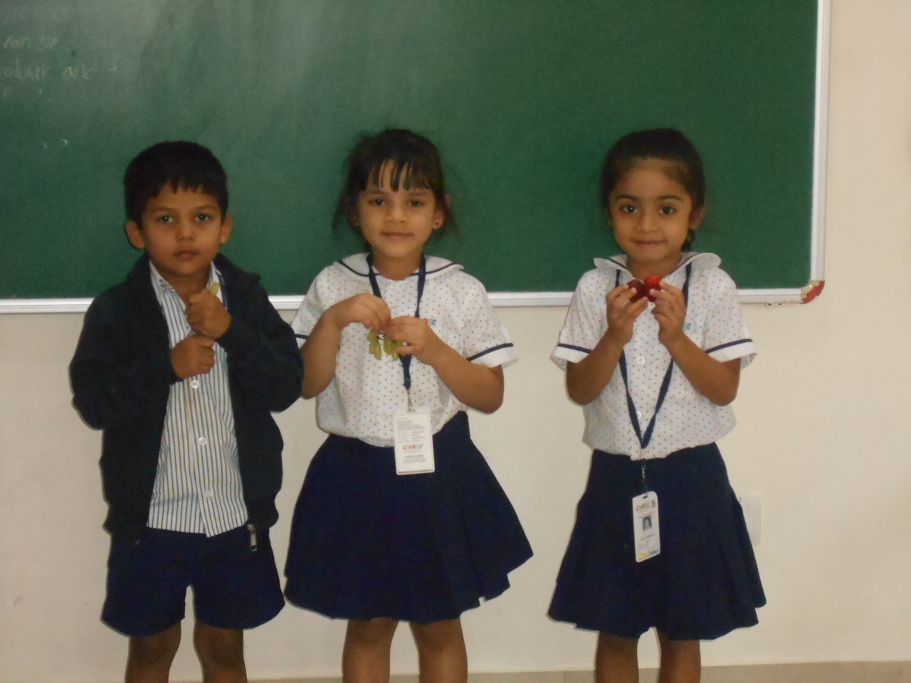 COMMUNICATION SKILLS AND COGNITIVE DEVELOPMENT THROUGH SHOW AND TELL