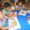 FINE MOTOR SKILLS DEVELOPED THROUGH COLOURING ACTIVITY
