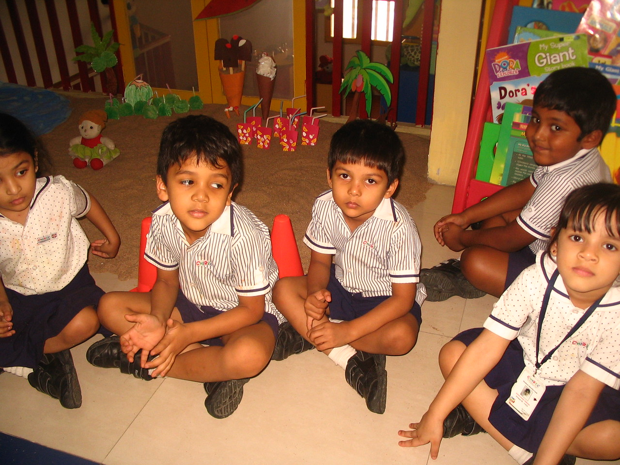 CHILDREN EXPERIENCING THE SUMMER SEASON 3