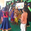 CHILDREN PLAYING HOLI WITH FLOWERS FOR HOLI PRESENTATION 1