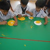 PAINTING ACTIVITY DEVELOPING FINE MOTOR AND CREATIVE SKILLS