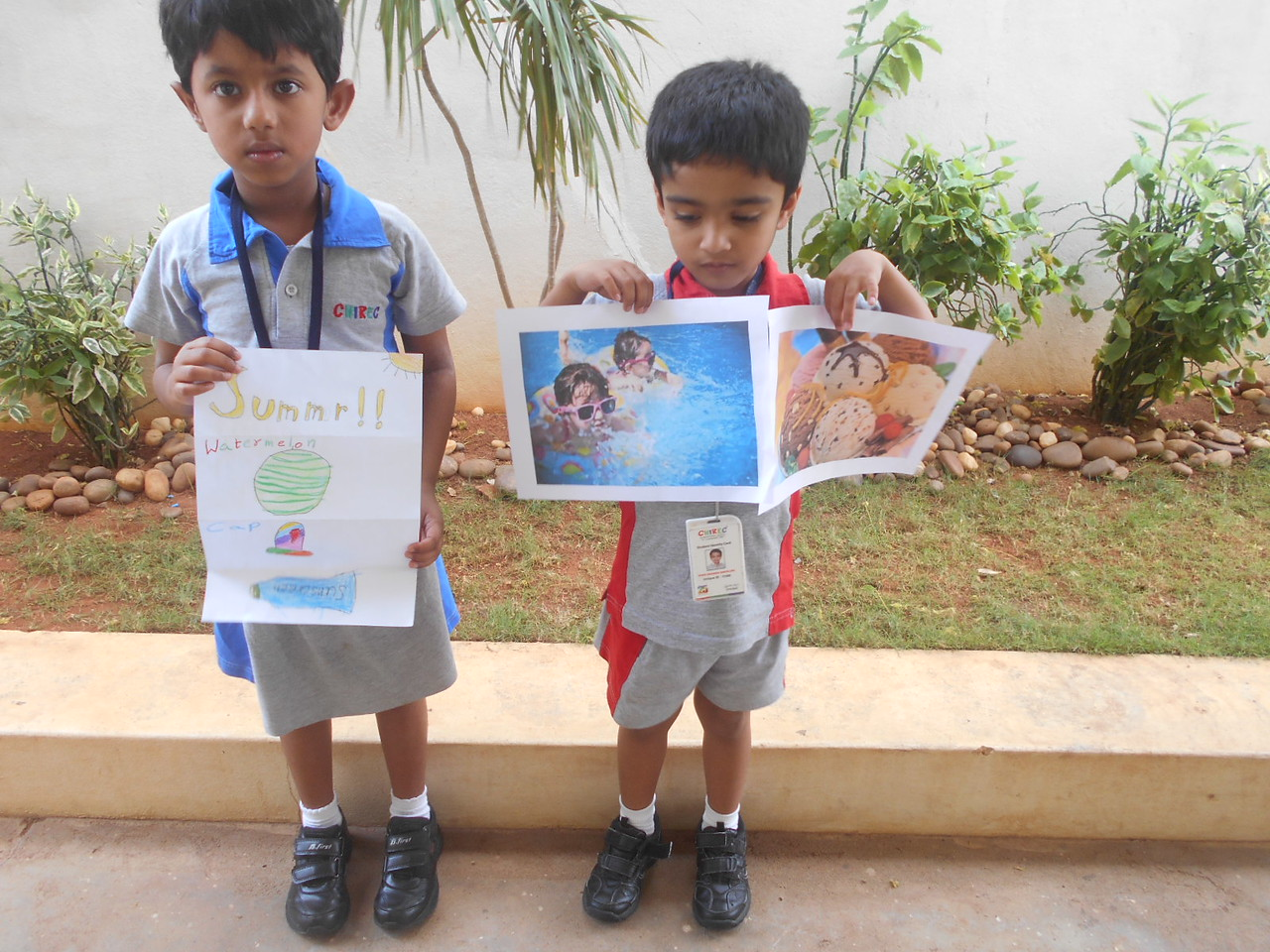 COMMUNICATION AND COGNITIVE SKILLS ENHANCED THROUGH SHOW AND TELL ACTIVITY ON THE TOPIC FUN IN THE SUN1