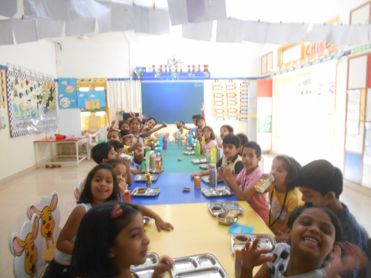 DEVELOPING SOCIAL SKILLS_CLASS PARTY