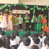 DEVELOPING COMMUNICATION SKILLS - ASSEMBLY PRESENTATION ON VEGGIE DELIGHT-LEAFY AND CLIMBERS